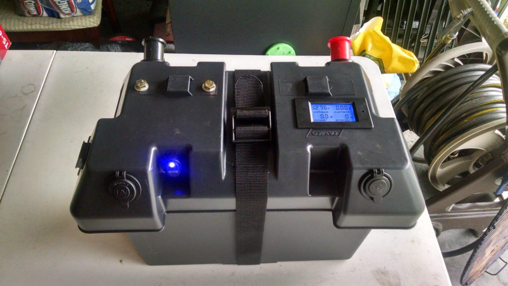 ARES go box front view